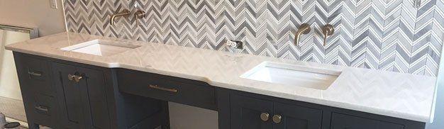 bathroom remodels countertop installations lawrence ks rh rivercitywoodworkslawrence com