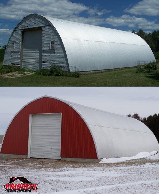 Priority Post Frame | Barn Construction | Rochester, MN