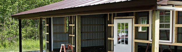 Pole Buildings | Steel Siding | New Madison, OH