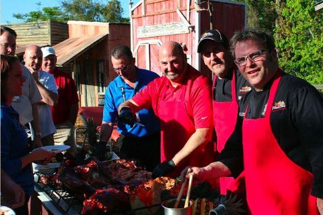 Pig Roast Team