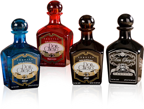 Don Cheyo Tequila