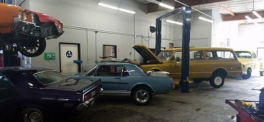 amc auto electric repair
