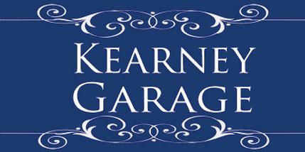 Kearney Garage - Logo