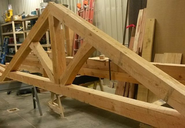 Timber Framing | Post and Beam Framing | Spearfish, SD