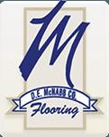 D.E. McNabb Flooring - Logo