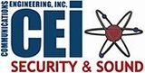 CEI Security and Sound - logo