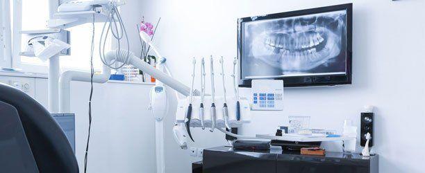 dental clinic with Digital X-rays