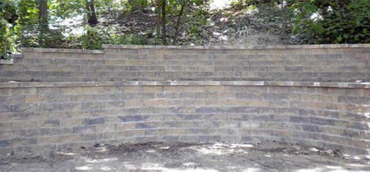 Retaining Wall Construction | Wall Removal | Manhattan, KS