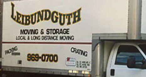 Leibundguth Storage U0026 Van Service, Inc. Vehicle
