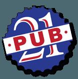 Pub 21 - Logo