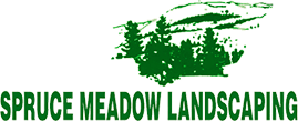 Spruce Meadow Landscaping logo