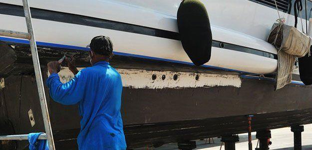 Boat Repairs Pontoon Acid Wash Saratoga Springs Ny