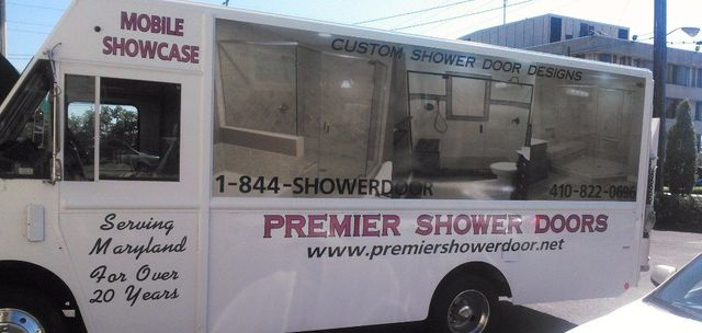 Premier Shower Doors | Shower Door Repair | Easton, MD