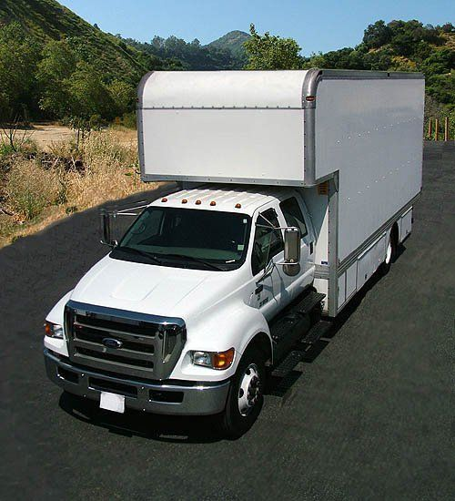 Chevrolet Silverado 3500hd San Diego >> Stake Bed Truck Rental. Aerial Platform Equipment 100 Foot ...