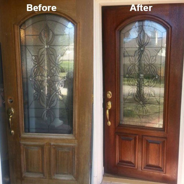 Superbe Refinish Wood Doors. Door