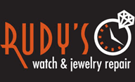 Rudy's Watch & Jewelry Repair logo