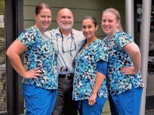 Dental Care Staff
