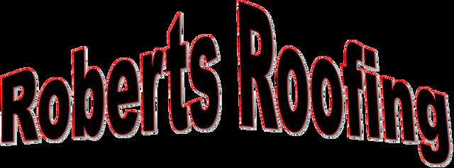 Robert's Roofing - Logo