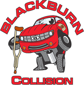 Blackburn Collision Center - Logo