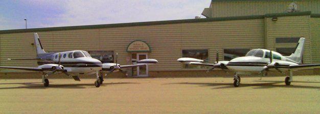 Cessna planes