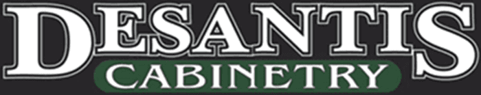 Logo for DeSantis Cabinetry in Manville, NJ, kitchen remodeling throughout Somerset County and Hunterdon County, NJ