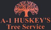 A-1 HUSKEY'S TREE SERVICE - Logo