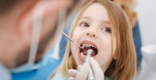 Pediatric Oral Service