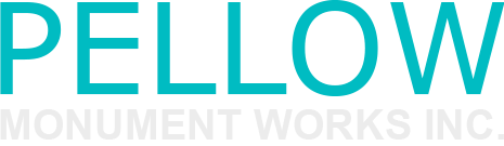 Pellow Monument Works Inc. - Logo