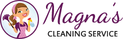 Magna's Cleaning Service - LOGO