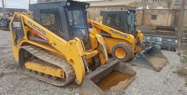 Mustang Skid Loader Sales | Machine Rental | Superior, WI