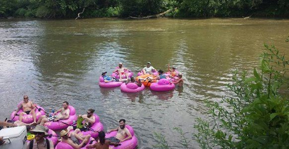 River float trip