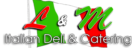 L & M Italian Deli and Catering - Logo