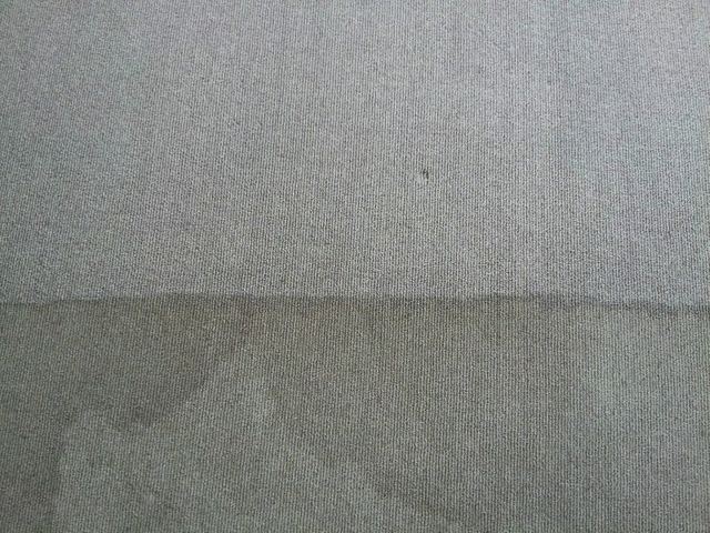 Stretching loose carpet