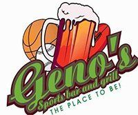 Geno's Sports Bar and Grill Logo