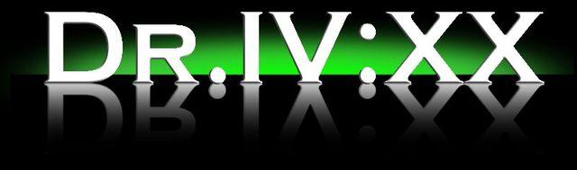 Dr. IV:XX - Logo