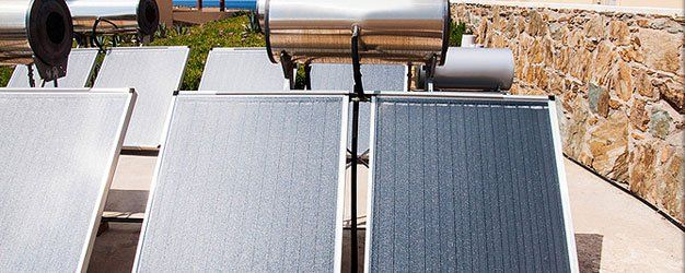 Solar Heating and Cooling Services