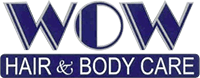 WOW Hair & Body Care - Logo