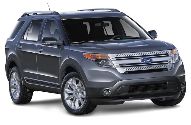 SUV Rental Sports Utility Vehicles Danvers MA - All ford vehicles