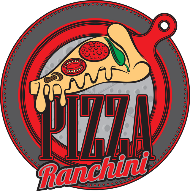 Pizza ranchini - Logo