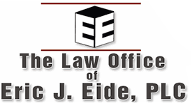 The Law Office of Eric J. Eide, PLC - Logo