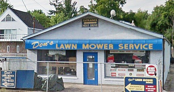 Don S Lawn Mower Service Engine Repair Cincinnati Oh