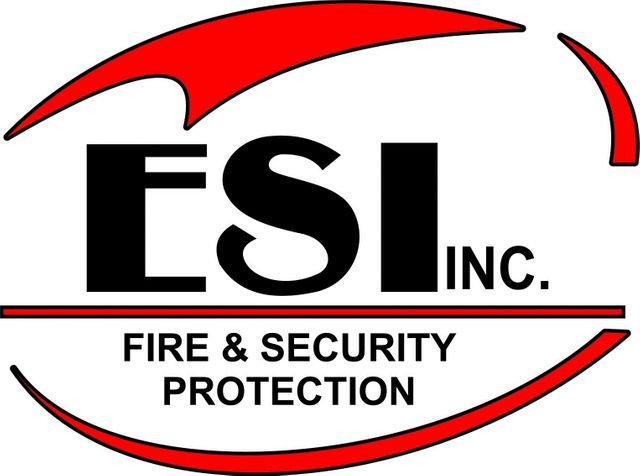 ESI Fire & Security, Inc. Logo