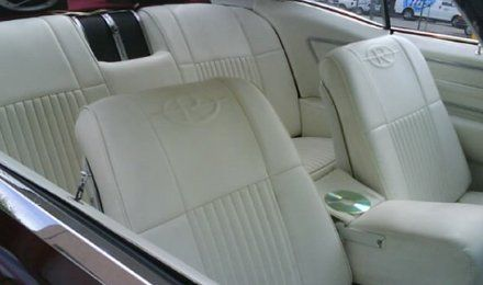 Get Superior Upholstery For Your Vehicle