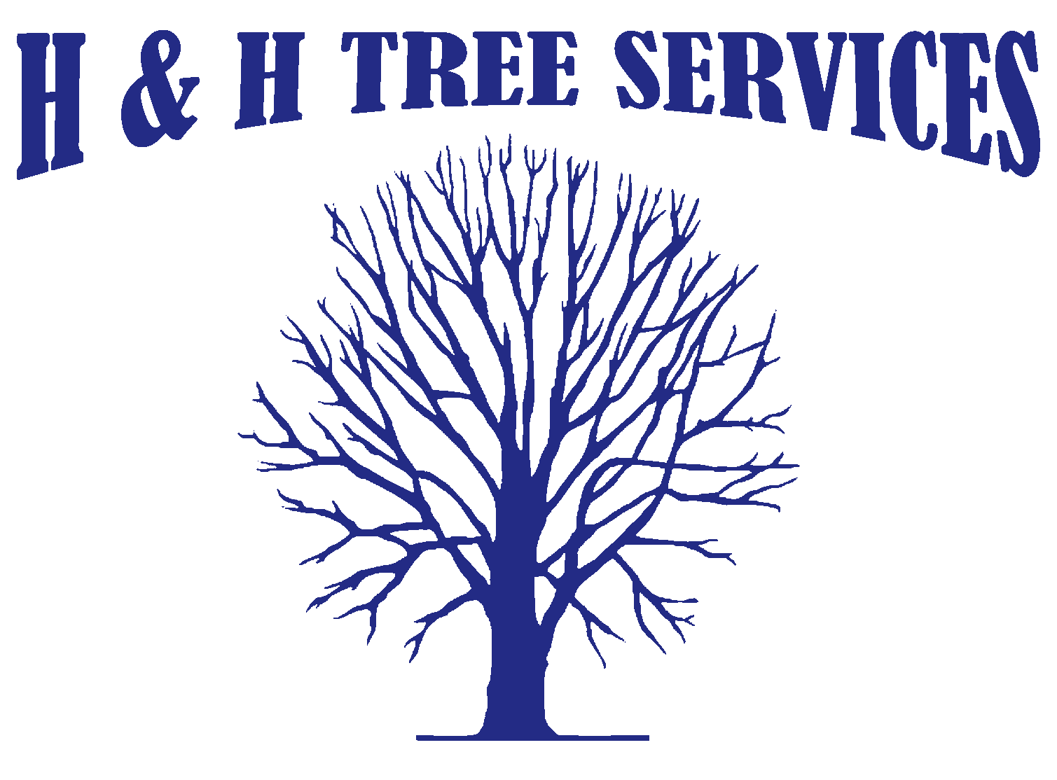 H & H Tree Services - Logo
