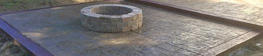Walls and Fire Pits