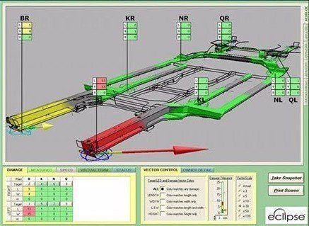 Frame & Suspension Repair Measurement