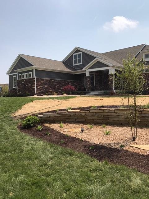 Landscape and hardscaping
