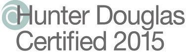 hunter Douglas Certified 2105