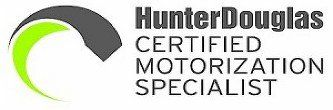 HunterDouglas Certified motorization Specialist