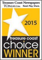 Treasure Coast 2015 Award